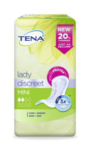 TENA Lady Discret Mini
