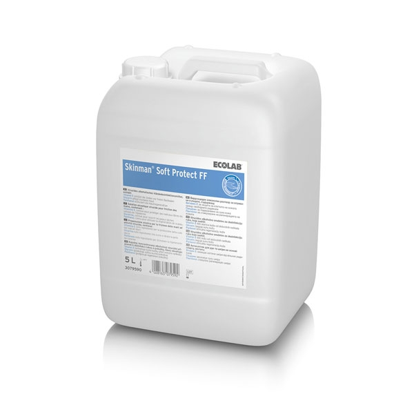 Désinfectant « Skinman Soft Protect  » 5 L