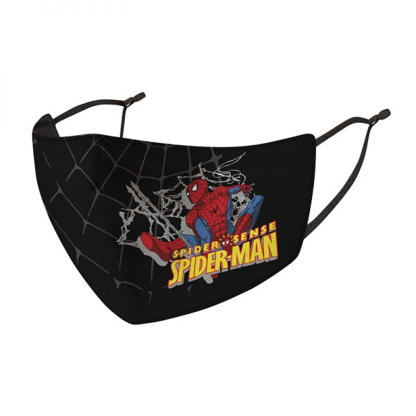 (Enfants) Masques de protection SPIDERMAN